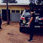 Polícia Civil prende jovem de 18 anos por ameaças a ex-companheira