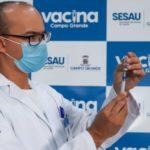 Prefeitura de Campo Grande abre cadastro para vacinação contra a covid-19 de profissionais da imprensa e bancários