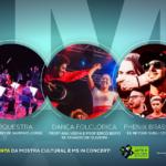 SED realiza live de aquecimento para 14ª Mostra cultural e Festival MS in Concert