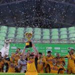 Magnus vence Joinville e é campeão inédito da Taça Brasil de Futsal em Dourados