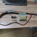 Polícia Civil prende homem por posse irregular de arma de fogo e ameaça