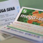 Ninguém acerta a Mega-Sena e prêmio acumula em R$ 55 milhões