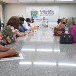 Paulo Corrêa pede reforma da escola Coronel José Alves Ribeiro