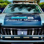 Polícia Militar prende dois jovens por tentativa de Homicídio