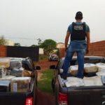 Operação Fronteiras e Divisas I: MS do Sul é responsável por mais de 50% das drogas apreendidas