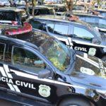 Policiais civis prendem procurado por receptação qualificada